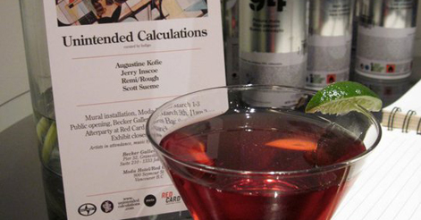 Drink of the Week - Unintended Calculations
