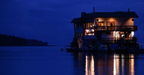 West Coast Fishing Club Lodge