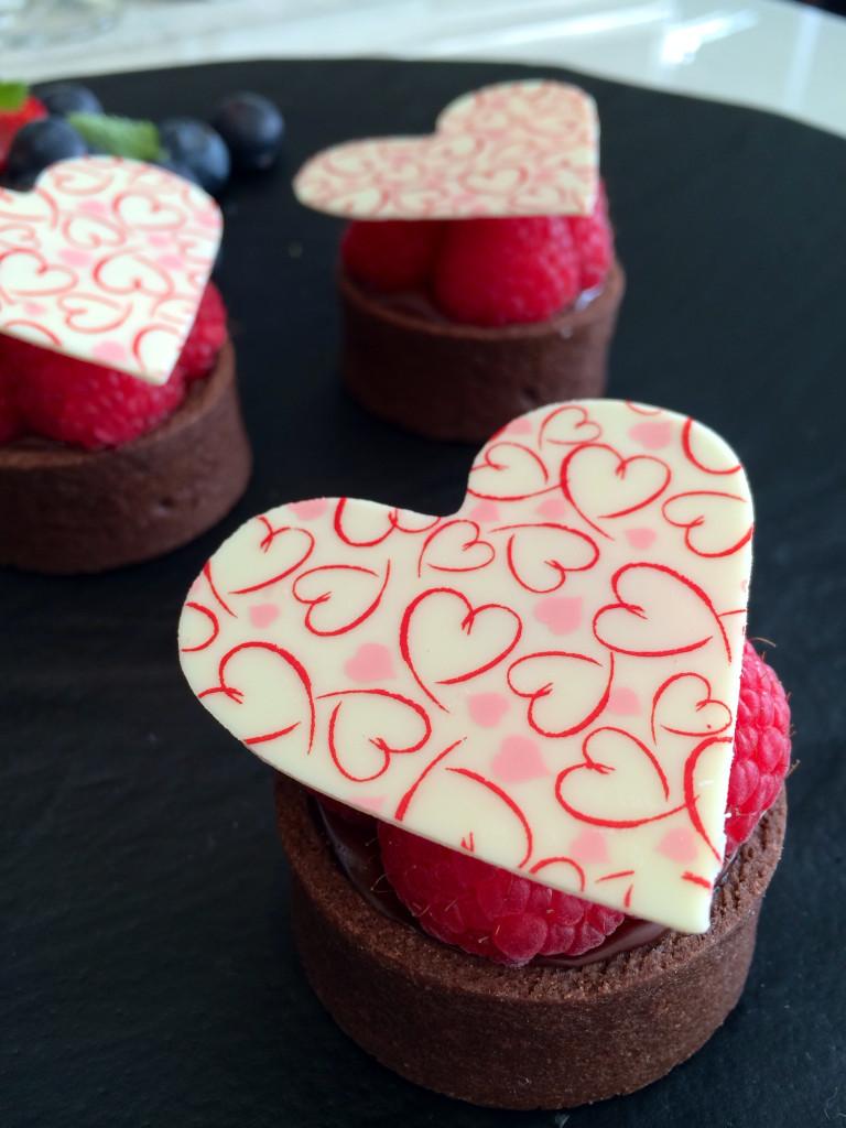Bel Valentine Tart