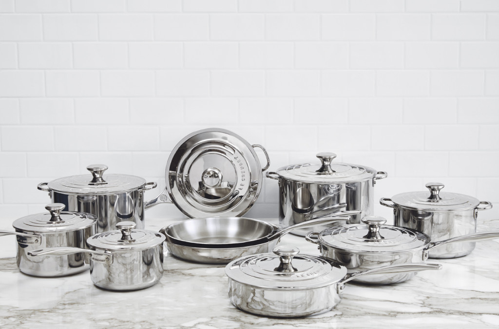 Stainless Steel_Complete Collection