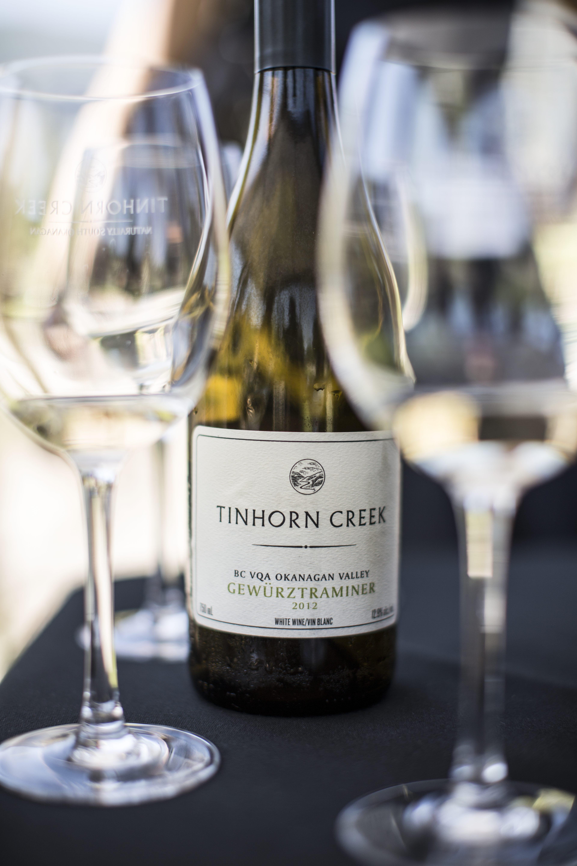 Tinhorn Creek Winery, Okanagan, Canada