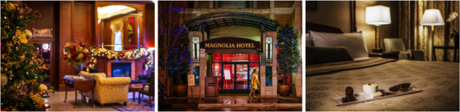 magnolia holiday