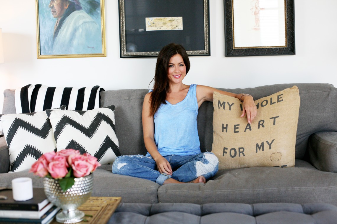 People We Love: Jillian Harris
