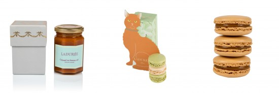 Laduree Caramel Cat